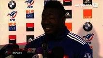 Ibrahim Diarra, dernier arrivant en Bleu: «Je ne suis pas là pour amuser la galerie»