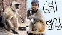 natraj behera ranji cricketer orissa  cricket team -monkey man (3)