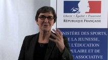 Sotchi 2014 - Message de Valérie Fourneyron aux athlètes de l'équipe de France olympique