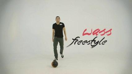 Best Freestyle Football Tricks by Wass (Vice World Champion) - Cabinet de Curiosités