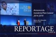 Annonce du troisième Plan Cancer 2014-1019