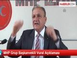 MHP Grup Başkanvekili Vural Açıklaması