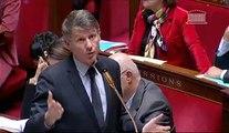 [ARCHIVE] Rythmes scolaires: réponse de Vincent Peillon au député Frédéric Reiss lors des questions au Gouvernement à l'Assemblée nationale, le 5 février 2014