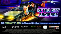 Retro City Rampage : DX - Launch Trailer