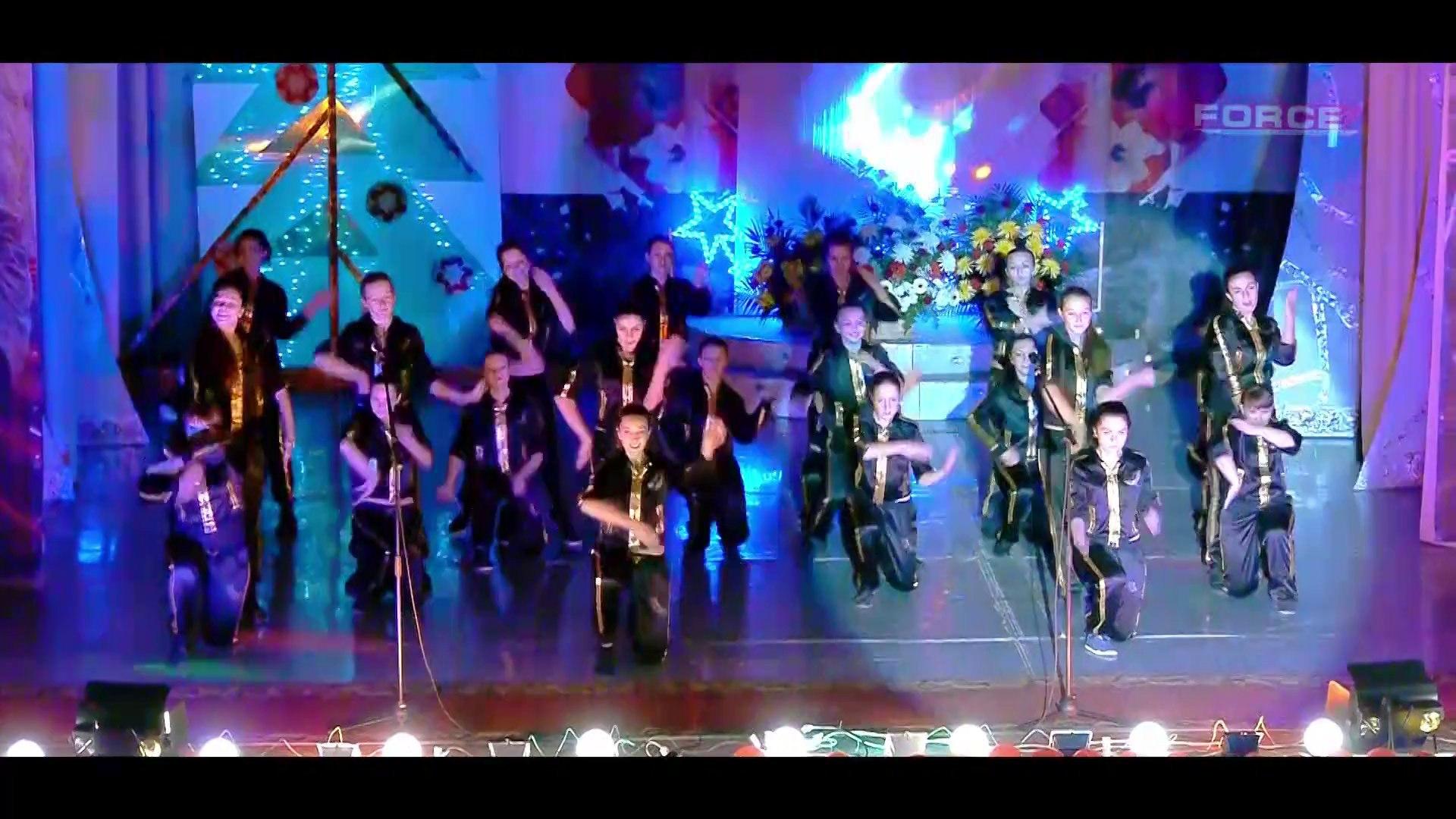 МетИнвест 2013 - Студия танца «FORCE»