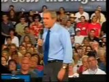Must See Hilarious George Bush Bloopers! - VERY FUNNY -480x360