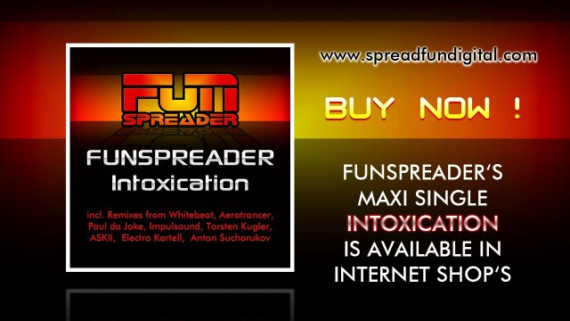 Funspreader - Intoxication (Remix Medley)