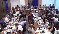 Audition de M. Michel Sapin, ministre du travail, sur le projet de loi portant création des emplois d'avenir - Mardi 4 Septembre 2012
