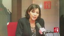 Anne Hidalgo : « Christiane Taubira s'en est expliqué, donc je ne crois pas qu'elle a commis un faux pas. »
