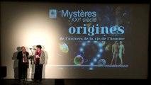 Questions-réponses lors de la conférence d'Yves Coppens
