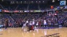 NBA: Un arbitre refuse un panier valable et expulse le joueur