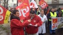 Manifestation CGT Saint-Nazaire