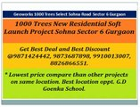 Geoworks::9871424442::1000 Trees Select Sohna Road Sector 6 Gurgaon