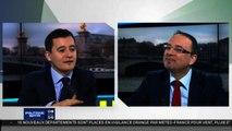 """Yann Galut / Gérald Darmanin : le débat dans """"Politique matin"""""""
