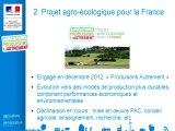 1ere journée mondiale des sols :  Valérie MAQUERE