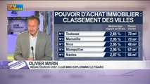 Olivier Marin actualités immobilier 6 février 2014