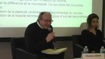 Colloque PA, Charles Lenay Table ronde 2