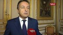 Demande de levée d'immunité de Dassault : « Dès que nous serons saisis, nous réagirons et nous réunirons le bureau », affirme Bel