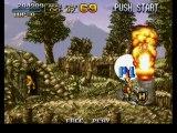 Metal Slug Anthology Metal Slug 1 Arcade Full Run (PS2) CoinFeeding