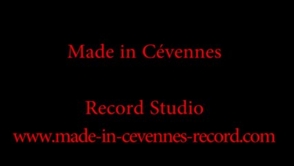 Made in Cevennes record studio résidence artiste  2011  2014
