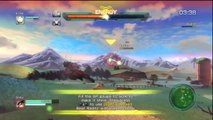 Dragon Ball Z Battle of Z - Demo Story Gameplay