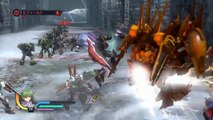 Dynasty Warriors : Gundam Reborn - Blitz Gundam