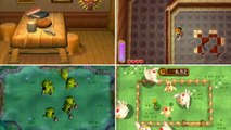 The Legend of Zelda : A Link Between Worlds - Pub Japon #1