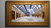 PiBee : 5 nuages urbains dans un musée
