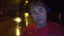Le point sur les inondations à Quimper