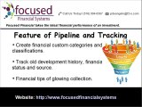 Pipeline and Tracking -  Feature & Benefits