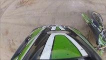 Bad Dirt Bike Crash At Dove Springs