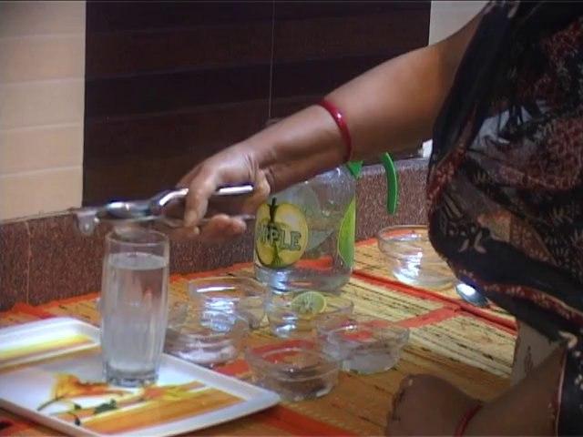 """Shikanji """"Recipes Indian Style 2014"""""""