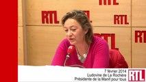 """Ludovine de La Rochère : """"La famille n'appartient à personne"""""""