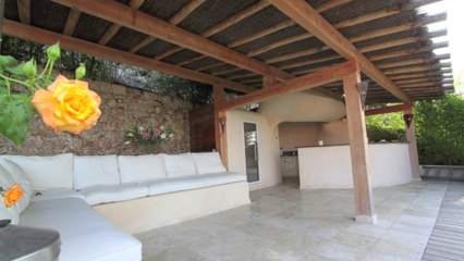Villa de prestige à vendre Grasse (Proche Cabris) - Vue Mer Montagne - Piscine - 500 m²