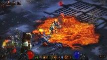 Diablo III: Reaper of Souls - Effet de l'anneau des flammes infernales L70