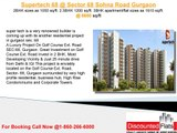 Supertech 68 Sector 68 Sohna Road Gurgaon- New Launch Residential Project call 9028704501