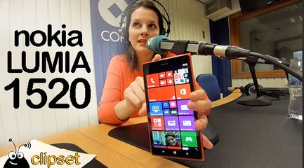 Nokia Lumia 1520 review Videocast