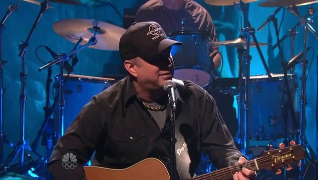 Garth Brooks - The Dance [Live on Jay Leno]