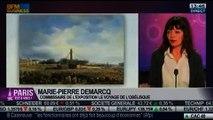 """La sortie du jour: Marie-Pierre Demarcq, commissaire de l'exposition """"Le Voyage de l'Obélisque"""", dans Paris est à vous – 07/02"""