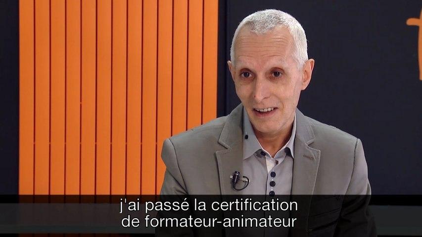 Orange - la certification, avec Christian