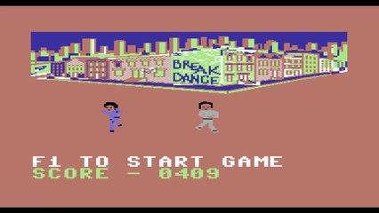 Break Dance C64