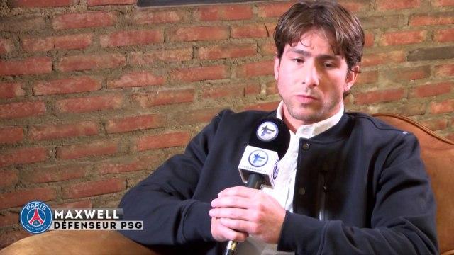 Maxwell satisfait des grands espoirs du PSG