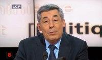 PolitiqueS : Henri Guaino,  député UMP des Yvelines, ancien conseiller spécial de Nicolas Sarkozy