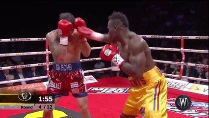Adonis Stevenson vs Don George Full Fight