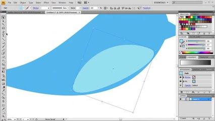 Illustrator: Create the Twitter Bird - Tutorial