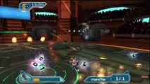 Ratchet & Clank 2 - Planète Joba, Jeux MégaCorp : Participe aux Jeux MégaCorp