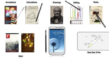 Samsung Galaxy S3 vs Samsung Galaxy Note 2 :  TOTAL TECH WAR