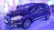 Maruti Suzuki SX4 S-Cross Unveiled  | 12th Auto Expo 2014