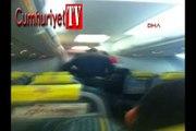 İşte kaçırılmak istenen uçağın pilotu ile kule arasındaki diyalog!