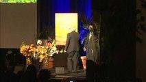 Leonardo DiCaprio and Martin Scorsese honoured